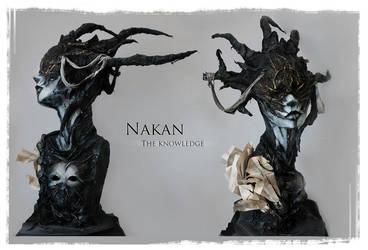 Nakan - The Knowledge by Y-mir
