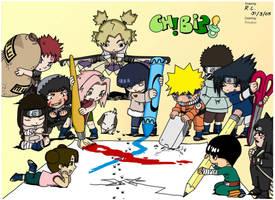 Collab : Naruto Chibis by Ptitukyo