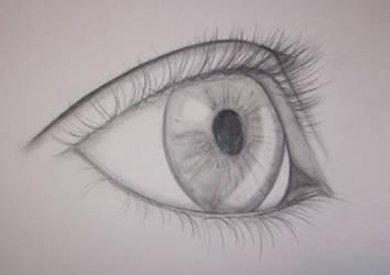 Eyeball by shmaysh