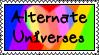 Stamp - Alternate Universes by ChibiFox12