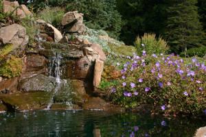 Waterfall 2 by FoxStox