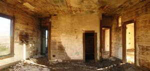Abandoned Farmhouse - Inside by FoxStox