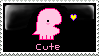 Cute dino stamp by Xion1005