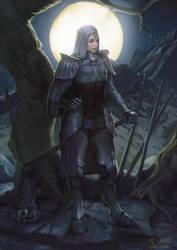 Dark Souls : Sirris of the Sunless Realms by JefWu