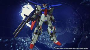MSZ-010 Double Zeta (ZZ) Gundam by Turbofurby