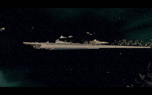 Executor-Class Super Star Destroyer by Turbofurby