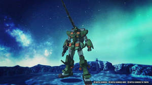 FA-78-1 Full Armor Gundam by Turbofurby