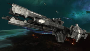 UNSC Savannah (Updated) by Turbofurby