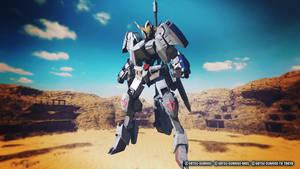 ASW-G-08 Gundam Barbatos by Turbofurby