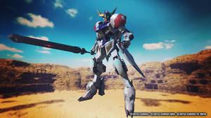 ASWG-08 Gundam Barbatos Lupus/Lupus Rex by Turbofurby