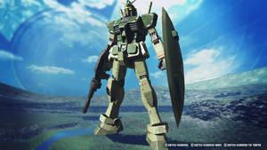 RX-78-Z1 Zeon's Gundam by Turbofurby