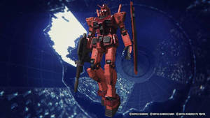 RX-78/C.A. Casval's Gundam by Turbofurby