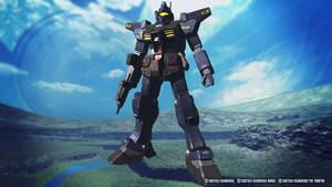 RGM-79Q GM Quel by Turbofurby