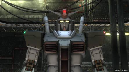 RX-78-1 Prototype Gundam by Turbofurby