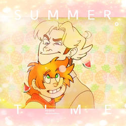 Summer Time by LadyMuffy