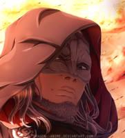 kashin koji  -  BORUTO by Dragon--anime