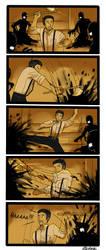 BatIM : badass old man by Pinkalala