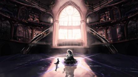Bibliotheque by Akinotora