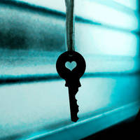 Lock my heart by MKho