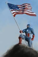 happy birthday america! by whatthebooty