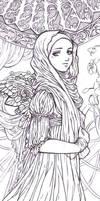 Muslimah : Her Haya by lyanora