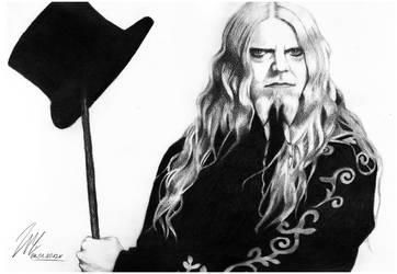 Marco Hietala - Happy birthday by Woodstockowa
