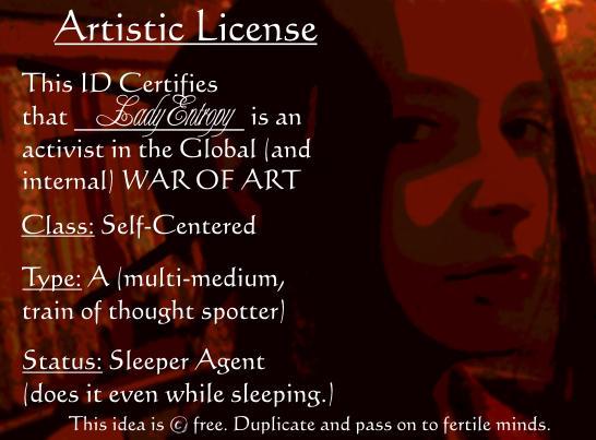 LadyEntropy's Profile Picture