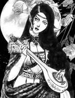Lady Deirdre of House Fiona by LadyEntropy