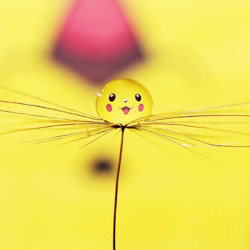 Pikachu by Kara-a