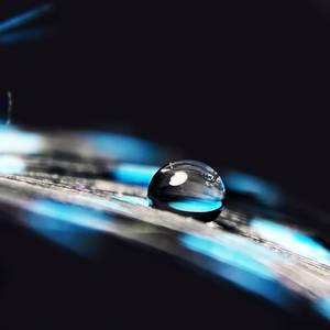 Crystal Blue by Kara-a