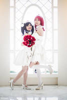 Maki x Nico - Wedding by Eiloria