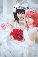 Maki x Nico - Easter by Eiloria