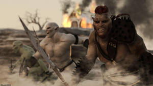 Orcses! by Edheldil3D
