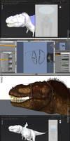 WIP: DinoRider by Edheldil3D