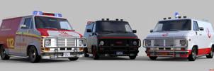 Vans by Edheldil3D