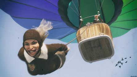 The Jump! by Edheldil3D