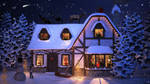 Merry Christmas! by Edheldil3D