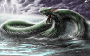 Leviathan by Unreal-Forever
