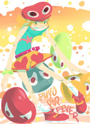 Puyo Pop FEVER! by Cuppa-tan