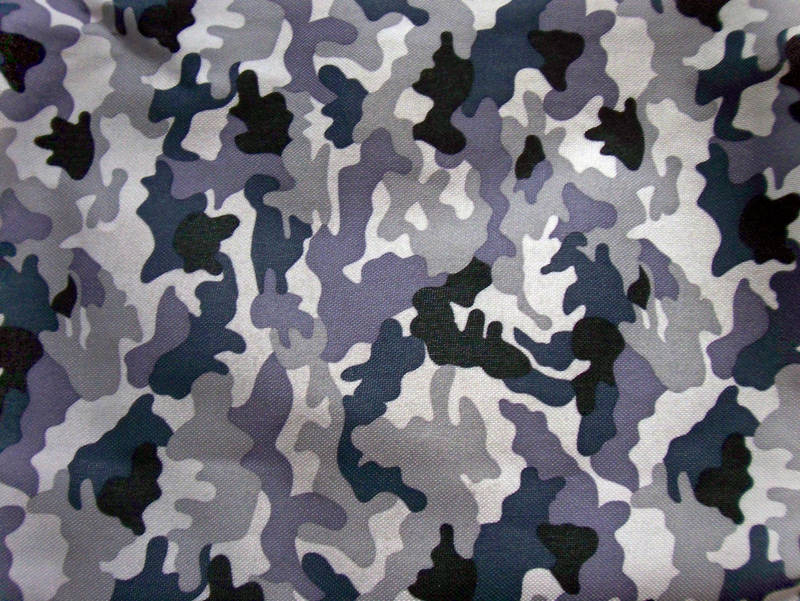 Fabric camo ice by jaqx-textures