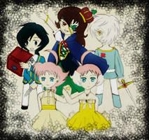 Princess Tutu+Alice Sacrifice by AngelicAzure