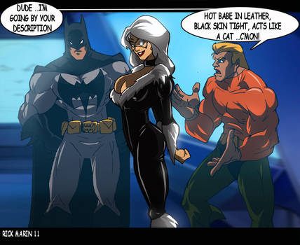 At The Hall of Justice 4... by Misterho