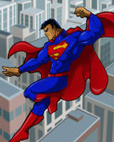 Superman !!! by Misterho