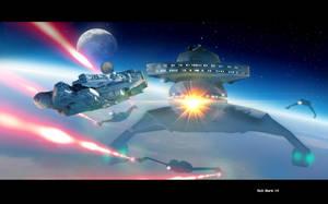 Klingon Empire Strikes Back by Misterho
