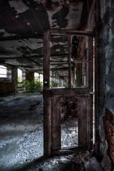 The door is open by k-simir
