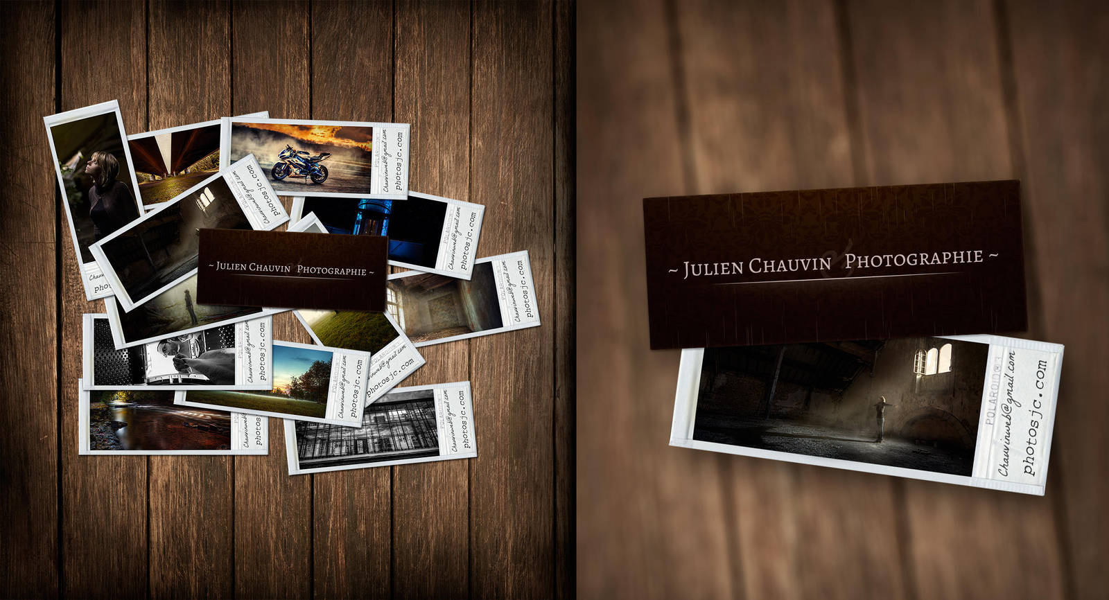 New business cards (Minimalist style) by k-simir