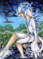 Kakao 303- Water Spirit by Shadow-of-Destiny