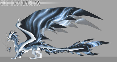 Zed Dragonclaw by Shadow-of-Destiny