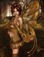 'Mothra' by SkellyKat