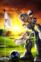 RoboGolf by DesignerKratos